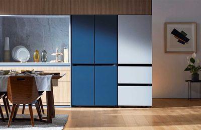 Modular smart fridge design