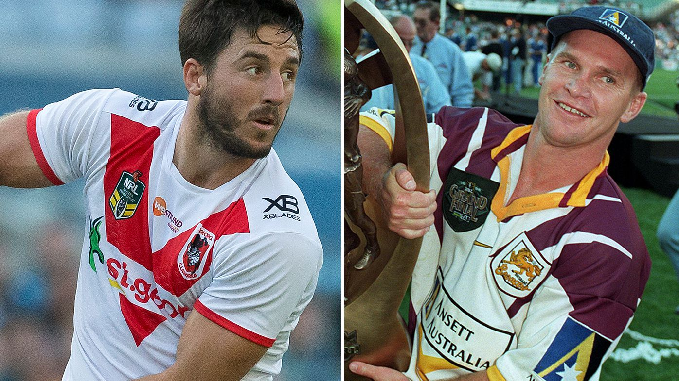 NRL preview: St George Illawarra Dragons need to let Ben Hunt play his own style, says Andrew Johns