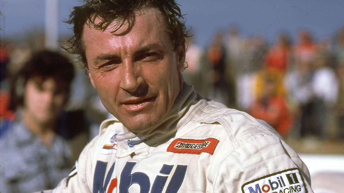 Peter Brock pictured in 1988.
