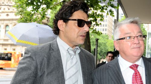 Crime drama actor Vince Colosimo fined for driving while suspended