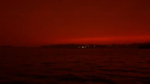 Last summer's bushfires left the Australian sky thick with smoke.