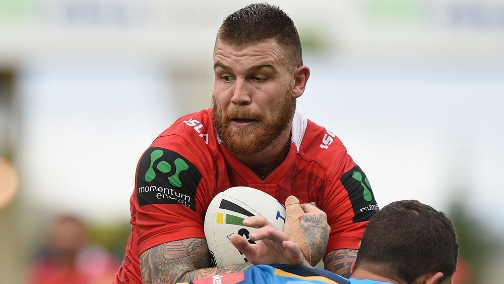 Josh Dugan.(Getty)