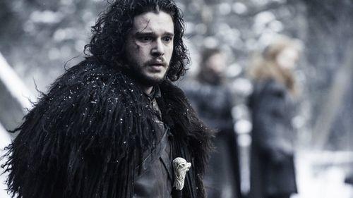 Kit Harington plays Jon Snow on Game of Thrones. (AAP)