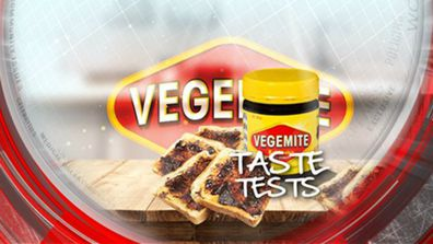 Vegemite taste tests