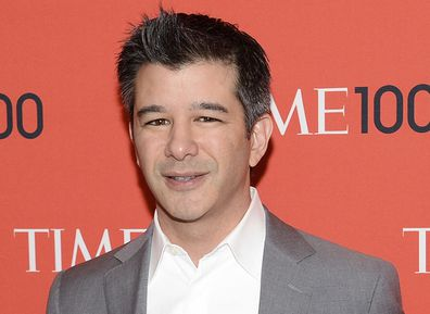 Travis Kalanick has been reportedly hosting parties, using fast COVID testing he purchased for guests.