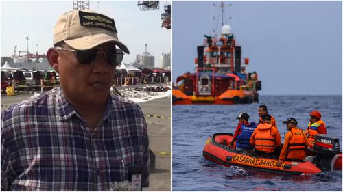 The director of Lion Air has apologised to the families of those killed in the crash.