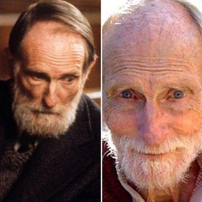 Robert Blossom as Old Man Marley