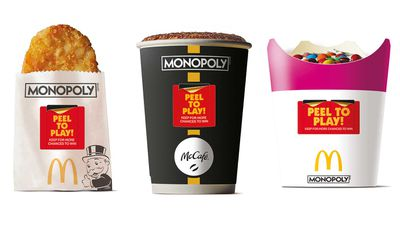 McDonald's Monopoly returns with record $616 million prize pool