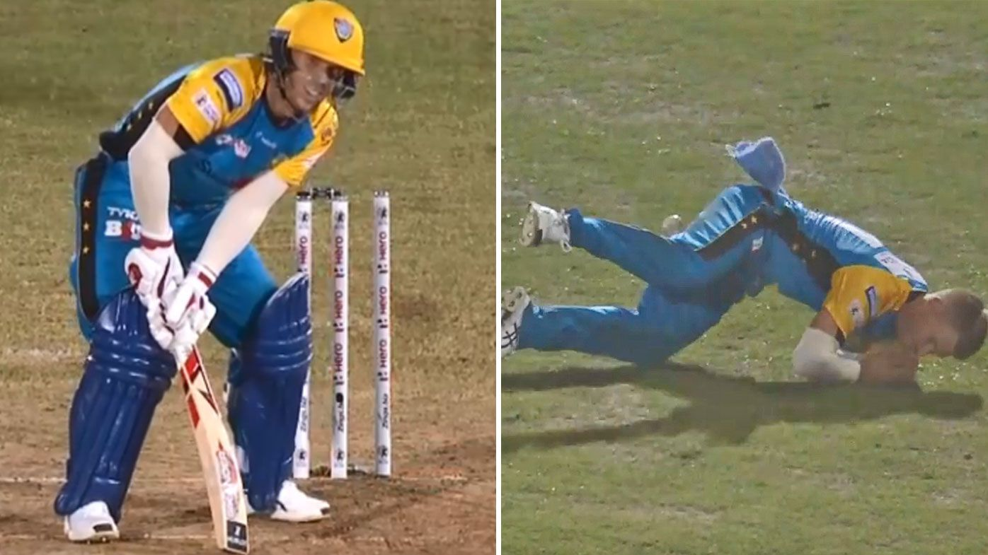 David Warner scores nine in Caribbean Premier League, drops catch in the deep