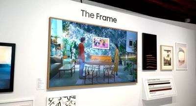 Samsung's 'The Frame' television