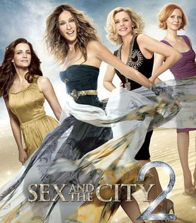 <p><i>Sex and the City 2</i>(2010)</p>