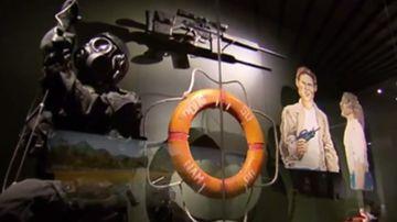 Exhibition reveals stories of secret soldiers