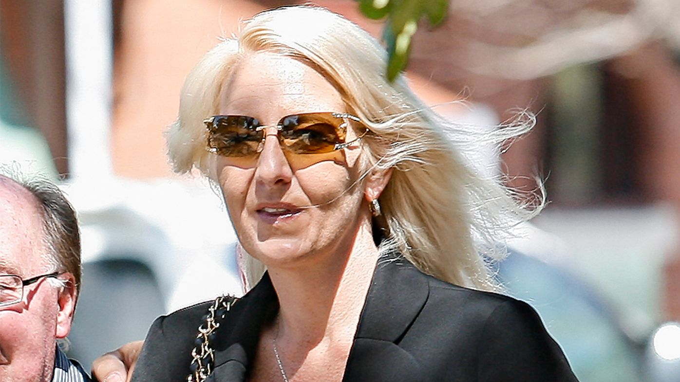 Lawyer X Nicola Gobbo says she has been 'snookered' by