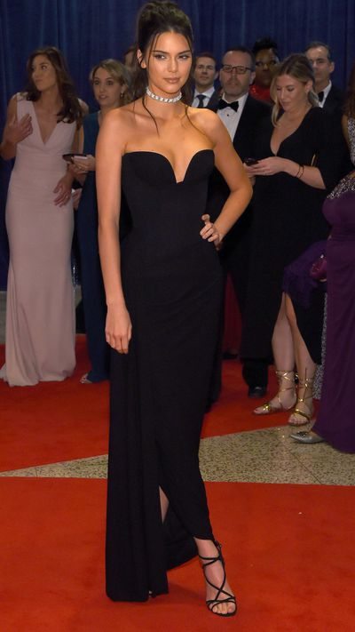 "Over the weekend, President Obama hosted his final White House Correspondents' Dinner. In addition to a POTUS mic drop, Trump trolling and Kardashian-Jenner jabs, the night also delivered a studded guest list and some high-powered fashion. <br /><br /> Christy Turlington-Burns and Kendall Jenner proved that a black dress is the supermodel's best friend, with both opting for floor-length monochrome gowns, Emma Watson pulled off a tricky dress over pants combo while Helen Mirren used her look to pay tribute to Prince. Dressed in purple lace, the actress sported a purple love symbol right below her collarbone. ""I'd love to say Prince himself did it in 1988 or something, instead of me in the bathroom this morning, "" Mirren told <em>The Washington Post</em>. <br /><br />Click through to see what everyone wore."