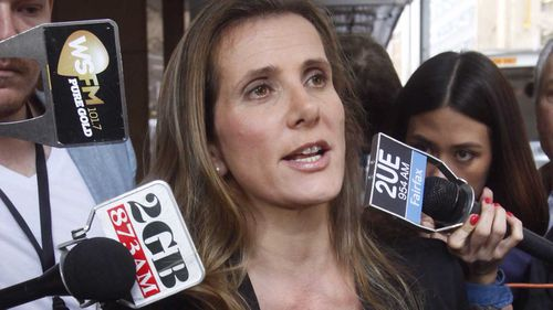 Former union boss Kathy Jackson. (AAP)