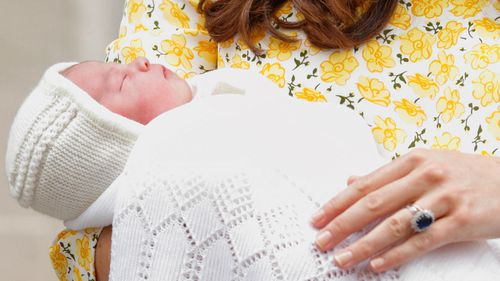 Paparazzi asked to stay away from Princess Charlotte
