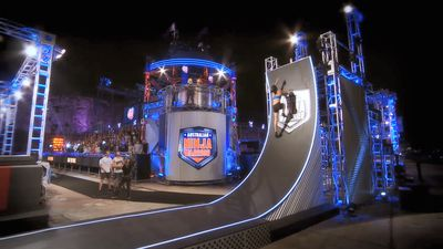 What you have to do to get up the Warped Wall, according to the woman who's done it twice (so far)