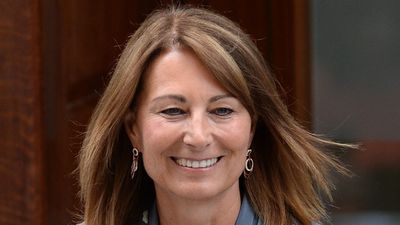 It is also the middle name of Carole Middleton, Duchess Kate's mother. (AAP)