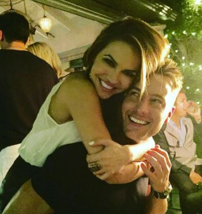 Justin Hartley, wife Chrishell Stause, Instagram, photo