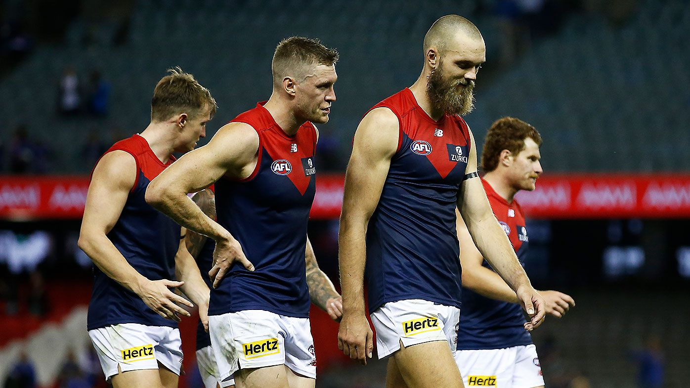 Melbourne forced into isolation after player's exposure to tier one COVID-19 hot spot