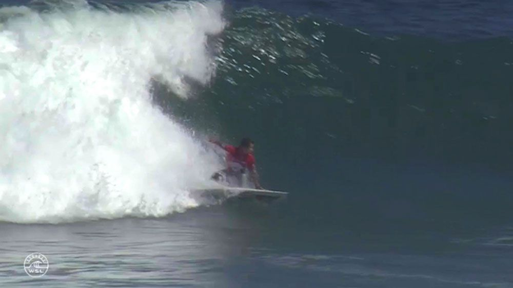 Australia's Julian Wilson goes big in Rio Pro surfing after top scoring on opening day