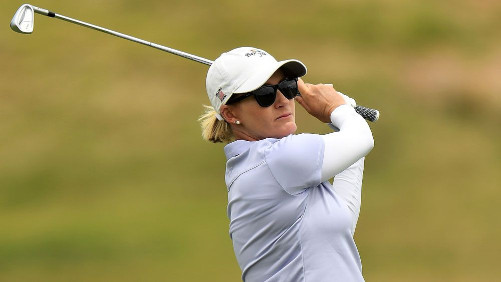 Sarah Jane Smith shot a second-round 67. (Getty Images)