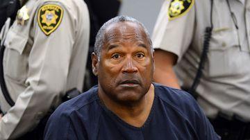 OJ Simpson media circus returns with fallen star to face parole board