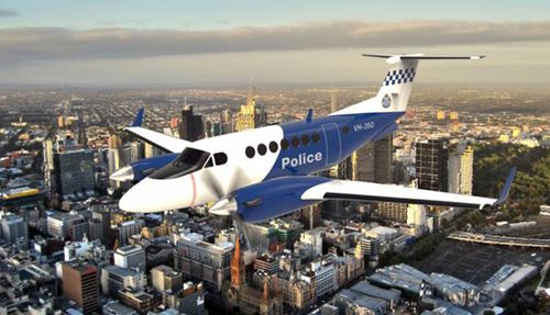 Upgraded camera technology will also help police better track and identify criminals from the air and locate people lost in bushland.
