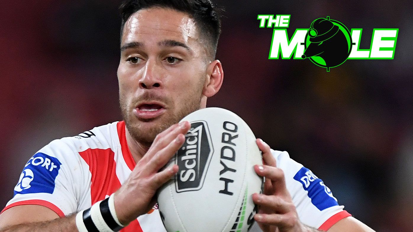 The Mole's NRL season previews: St George Illawarra pins hopes on under-performing star