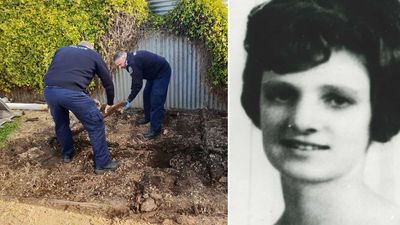 SA husband charged with murder 45 years after wife's disappearance