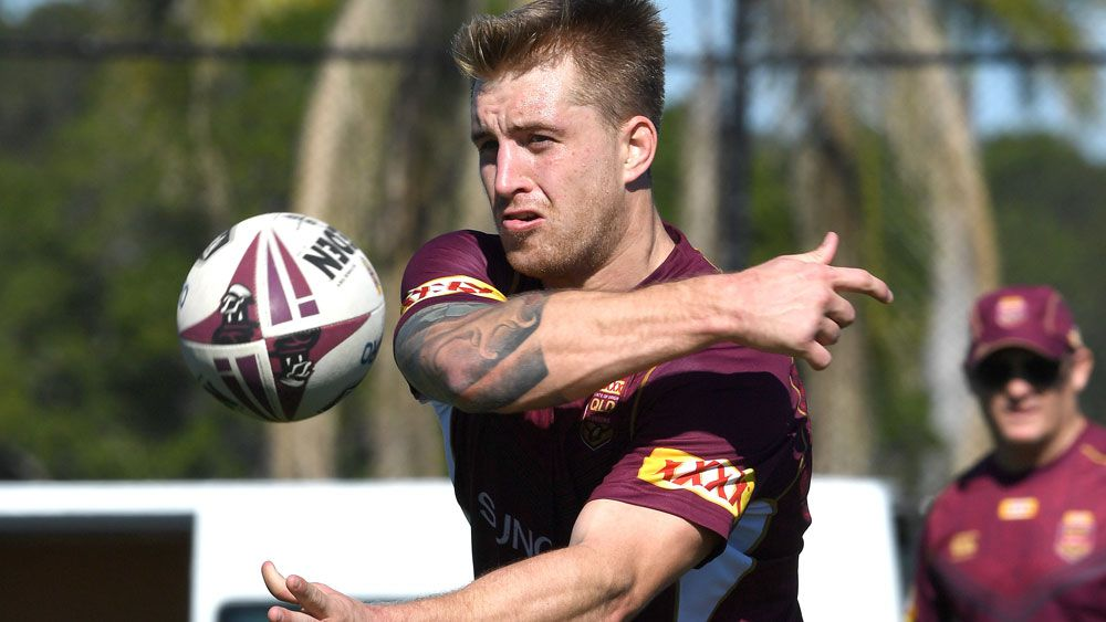 State of Origin: Queensland's Michael Morgan backs Cameron Munster for Maroons No.6 jersey