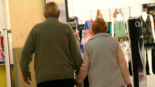 One third of older Australians 'living in poverty'