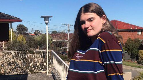 Adelaide schoolgirl Zoe Hosking is presumed dead.