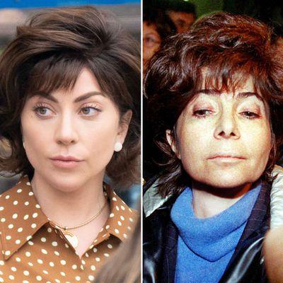 Lady Gaga as Patrizia Reggiani in House of Gucci