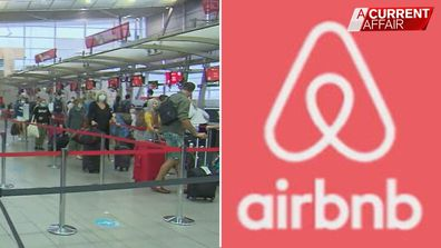 Airbnb border closure nightmare