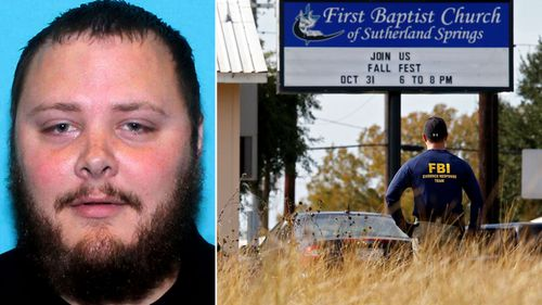 Devin Kelley shot dead 26 people at the First Baptist Church in Sutherland Springs, Texas.