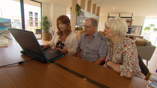 The Stockland concept aims to appeal to those who want to own their own home without being stung if they want to move out. (9NEWS)