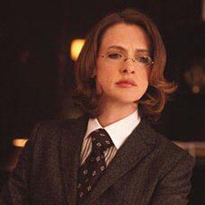 Joan Cusack as Principal 'Roz' Mullins: Then