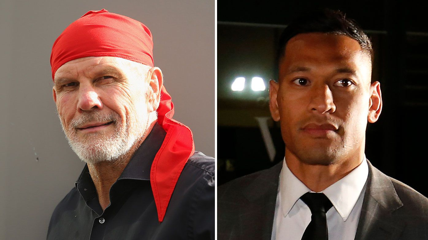 Peter FitzSimons rubbishes Israel Folau and Rugby Australia settlement