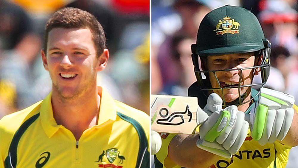 Australia recall big guns after consecutive ODI losses
