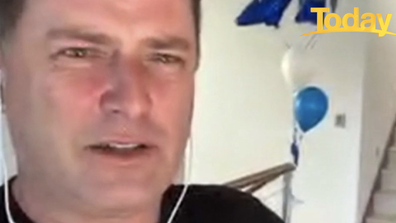 Stefanovic told Today that both he and wife Jasmine Y tested negative.