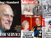 UK newspaper front pages: Media reacts to death of Prince Philip