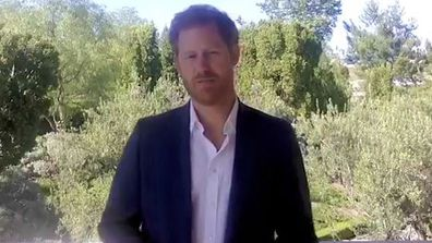 Prince Harry video message for International AIDS Conference