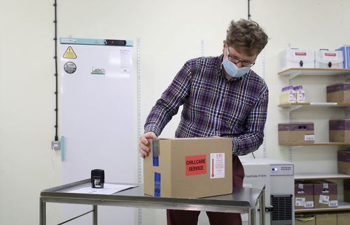 Four million Australians to be vaccinated for coronavirus by end of March