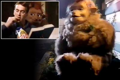 "This Smiths Chips mascot didn't have his own TV show, but his gargoyle face and short, squat body nevertheless terrorised Australian televisions for years. His signature cry — a shrill ""Chippee!"" — can sometimes be heard echoing across dark, deserted moors in the dead of night..."