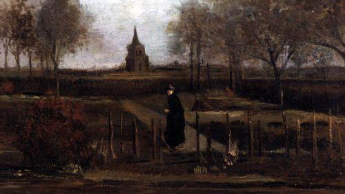'Spring Garden' by Vincent van Gogh