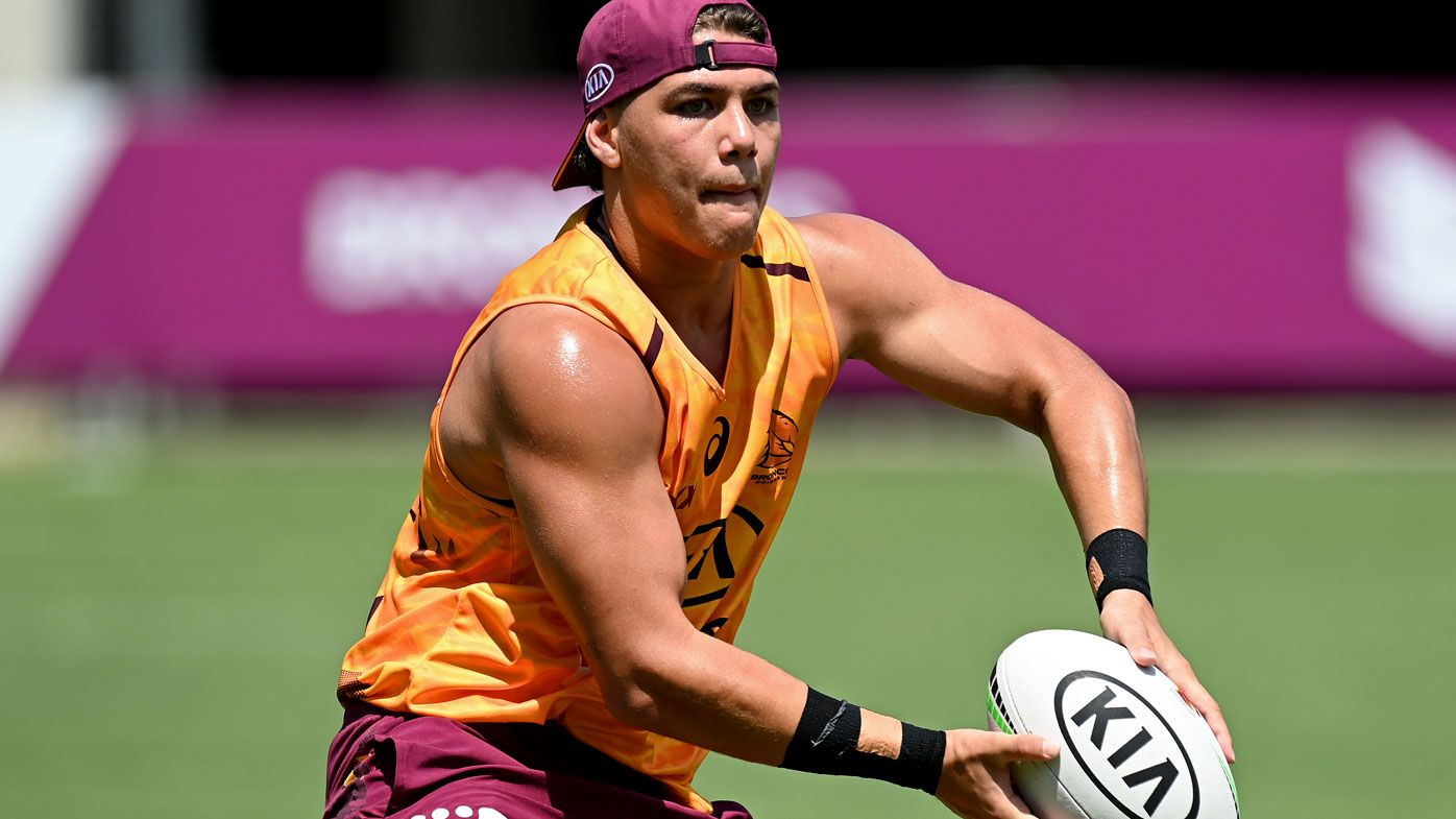 Reece Walsh was scooped up by the Warriors after the Broncos were unable to retain their prodigy. (Getty)