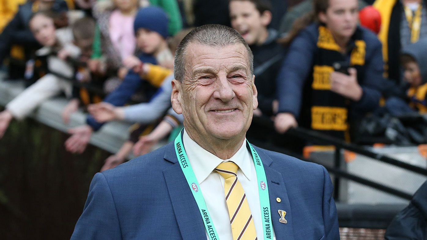 'Bloody political correctness': Jeff Kennett defends controversial 'new arrivals' stance