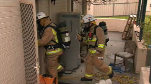 Parents find their four children unresponsive in their beds after carbon monoxide poisoning