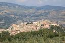 Panorama country Castropignano Campobasso Molise Italy